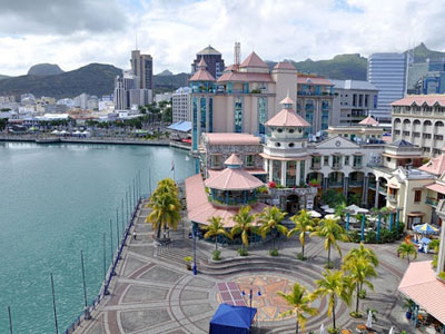 Port Louis Islas Mauricio